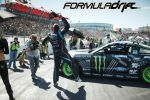 PASMAG Formula Drift Long Beach California 2014 Vaughn Gittin Jr
