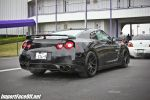 PASMAG - Import Face-Off In Baytown TX On Feb 9 2014 - Black Nissan GTR
