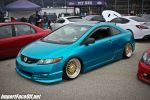 PASMAG - Import Face-Off In Baytown TX On Feb 9 2014 - Hybrid Racing Honda Civic