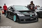 PASMAG - Import Face-Off In Baytown TX On Feb 9 2014 - Team K-OTIK Honda Civic