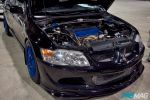 PASMAG Motorama Harrisburg Pennsylvania 2014 Dante Damanti House Of Power Mitsubishi Lancer Evolution Front
