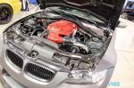 PASMAG Tuner Galleria Chicago Illinois 2014 Ray Flores Red Valve Cover BMW Engine