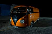 Audio Box: Richard Sampson's 1960 Volkswagen Bus