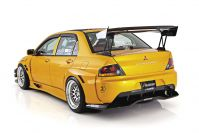 PASMAG Team Hybrid 20th Anniversary Mitsubishi Lancer Evolution