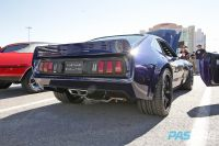 SEMA 2014 Las Vegas Ford Mustang Evolution rear