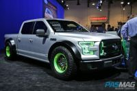 PASMAG SEMA 2014 Ford Ride Along F150
