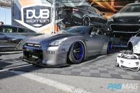 SEMA 2014 Las Vegas Photo Coverage Doczilla JJ Dubec Nissan Skyline Liberty Walk