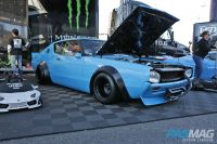 SEMA 2014 Las Vegas Photo Coverage Liberty Walk Wataru Kato Nissan C110 Skyline Kenmeri