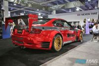 SEMA 2014 Las Vegas Photo Coverage Pestige Marketing BMW Savini GT Haus