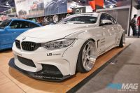 SEMA 2014 Las Vegas Photo Coverage iForged BMW M4 Liberty Walk LTMW