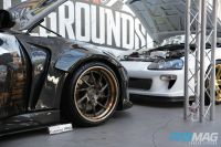 PASMAG Tuner Battlegrounds 2014 Battle for SEMA 370Z vs Supra 01