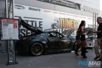 PASMAG Tuner Battlegrounds 2014 Battle for SEMA Nissan 370Z Moses Awad