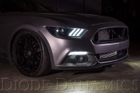 diode dynamics ford mustant mfts white 1