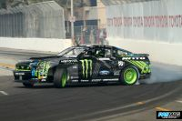 Formula Drift 2013 Round 1: Streets of Long Beach