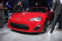 Scion Unveils to FR-S Concept Sports Coup