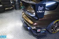 Car Shop Glow Mazda FD3S RX7 PASMAG Rear section detail driver
