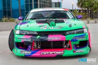 Alec Hohnadell 1995 Nissan 240sx S14 PASMAG canter 5