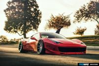 F7LTHY 458 red PASMAG