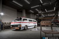 PASMAG Tuning Essentials Japan Book WIZ Customs Caravan 18