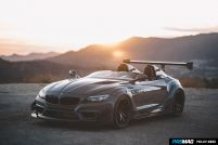 Bulletproof Automotive BMW Z4 GT Continuum PASMAG 1