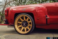 American Force Wheels 2016 Chevrolet Silverado 3500HD LTZ 31