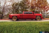 American Force Wheels 2016 Chevrolet Silverado 3500HD LTZ 32