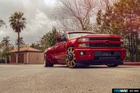American Force Wheels 2016 Chevrolet Silverado 3500HD LTZ 35