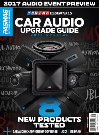 PAS 2016 Tuning Essentials Car Audio 07 Cover