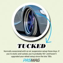 Stance 101: Tucked