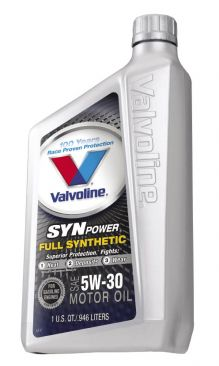 Valvoline_Synpower_motor_Oil