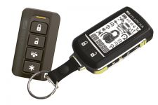 Silencer-Security-Systems-SL-75-Two-Way-Remote-Start-Security-System