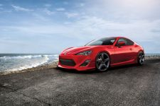 FIVE:AD  2014 Scion FR-S Aero Kit