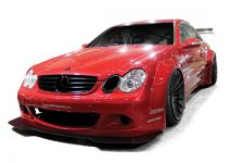 Sarto Racing Widebody CLK W209 Body Kit