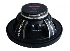Orion HCCA High Efficiency Midrange Speakers