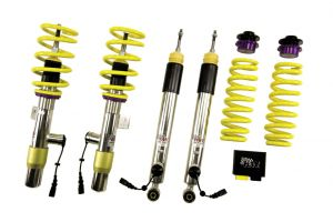 KW Suspensions  Dynamic Damping Control (DDC) Coil-Overs for VW and BMW Applications
