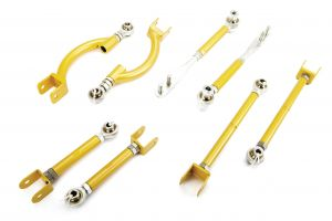 ISIS [I-sis]  Complete Suspension Arm Package for Nissan 240sx 89-94 S13