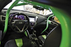 Rally Inspired: 2012 Hyundai Veloster
