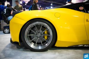 10 SEMA 2017 Wheel Tire Hall