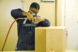 Metra Electronics Installer Institute STUDENT WOODSHOP