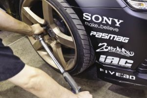 Sony Scion Project: TEIN Basic Coilover Install