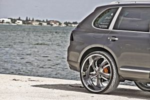 Amped Up: 2006 Porsche Cayenne S