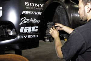 Sony Scion Project: Big Brake Upgrade
