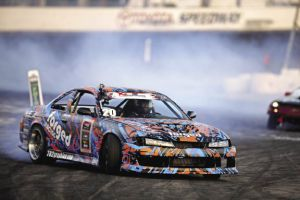 XDC Round 1 - House of Drift, photo by Larry Chen