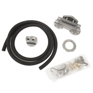 Summit Racing Equipment Oil Filter Relocation Kits