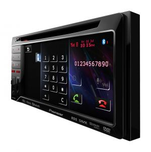 Test Report: Pioneer AVH-P3300BT Multimedia Navigation Receiver