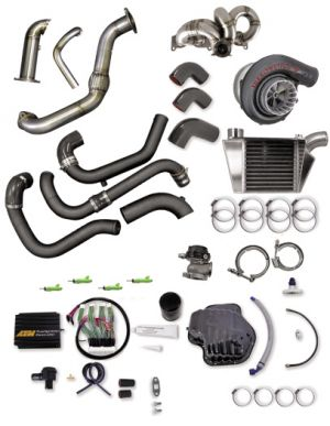 "Descendant Racing by WORLD Racing ""Bolt-On & Go"" Turbo Kit - 2011+up Scion tC"