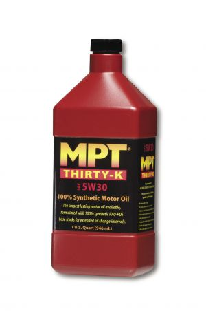 MPT Thirty-K Full Synthetic High Performance Motor Oils