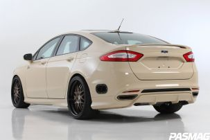 Wolf in Sheep's Clothing - 2013 Ford Fusion