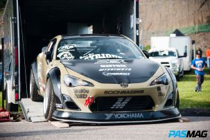Monster in the Making: Pat Cyr's 2013 Scion FR-S