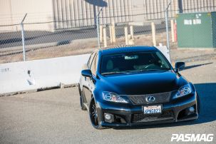 Hidden Treasure: Steve Meade's 2011 Lexus ISF